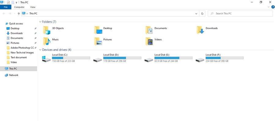 les mises à jour en attente sur un PC Windows 10