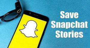 Comment enregistrer des histoires de Snapchat sur Android