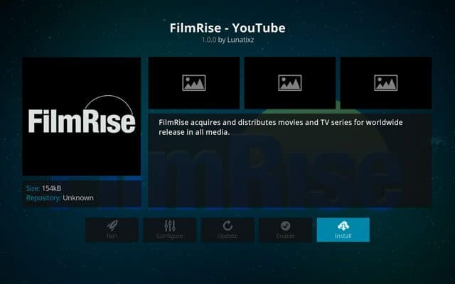 1. Filmrise