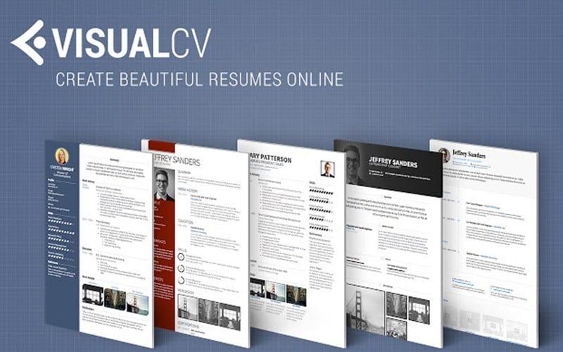 1. VisualCV