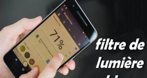 10 meilleures applications de mode nuit pour Android en 2021 (filtre de lumière bleue)