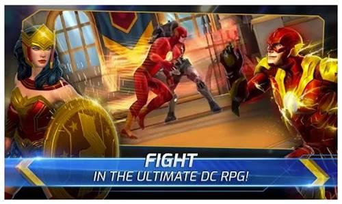 10. DC Legends