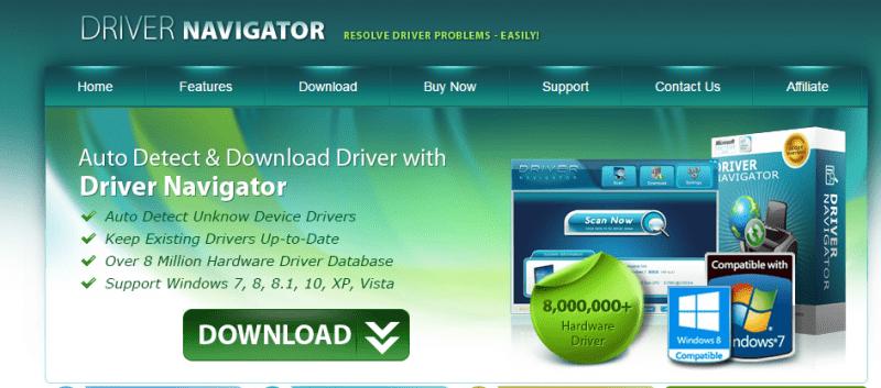 13. Driver Navigator