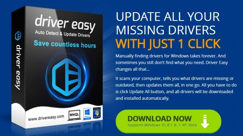 18. Driver Easy