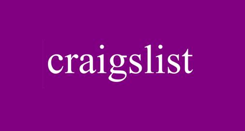 2. Craigslist