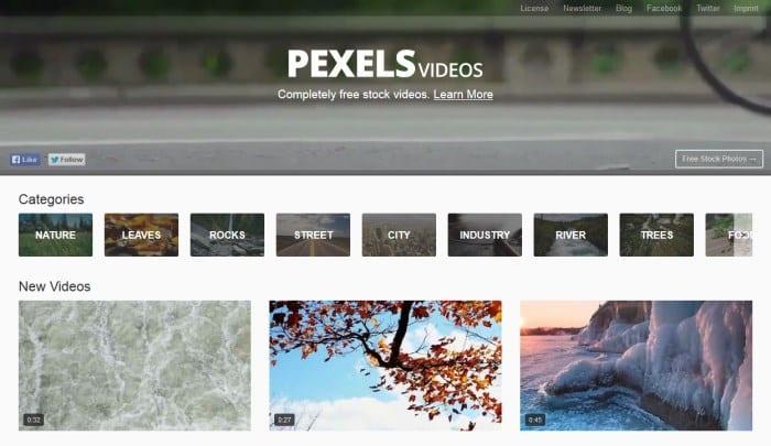 2. Pexels