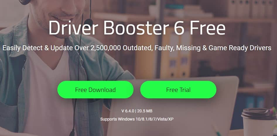 28. iObit Driver Booster 6