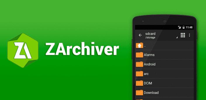 3. ZArchiver