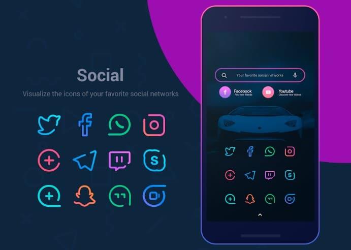 4. Linebit – Icon Pack