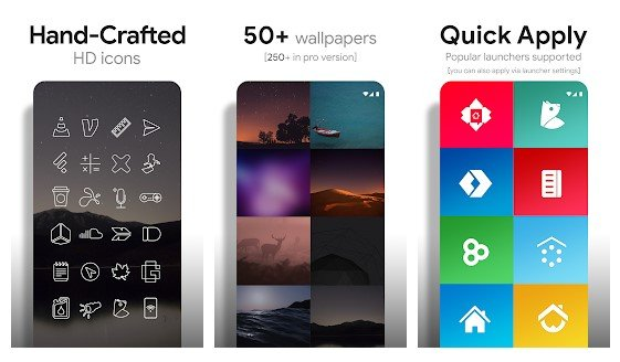6. Lines – Icon Pack