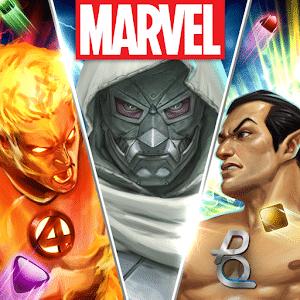 6. Marvel Puzzle Quest
