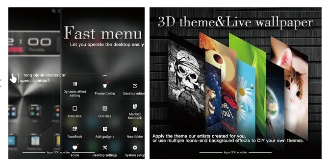 8. APSU Launcher 3D