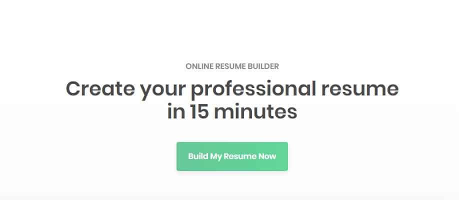 9. Resume Genius