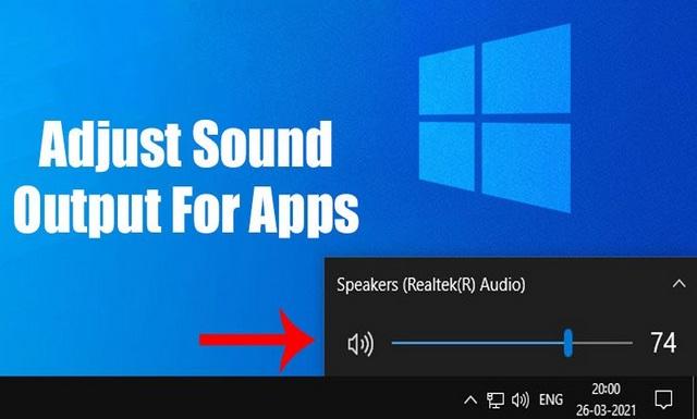 audio PC Windows 10