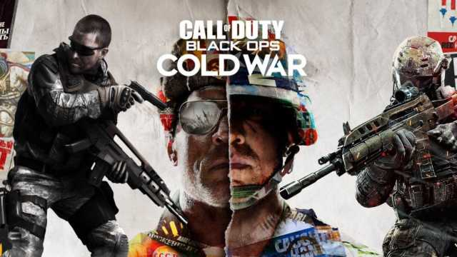 Call of Duty Black Ops- Cold War