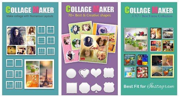 Collage Maker de ClickLab