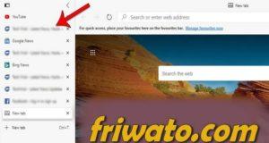 Comment activer les onglets verticaux dans le navigateur Microsoft Edge