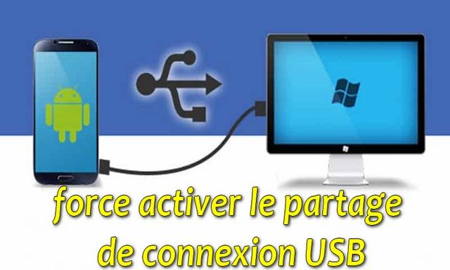 Comment faire fonctionner le partage de connexion USB sur un téléphone Android