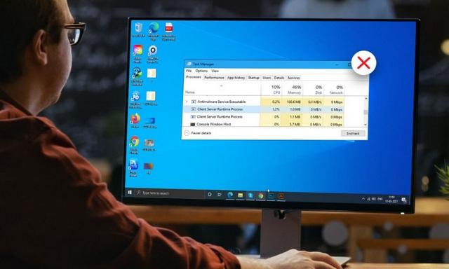 Comment supprimer le virus Csrss.exe à partir d'un PC Windows