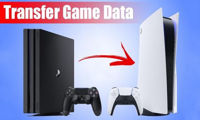 Comment transférer des jeux et des données enregistrées de PS4 vers PS5