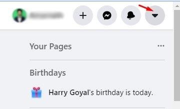 Facebook vers Google Docs