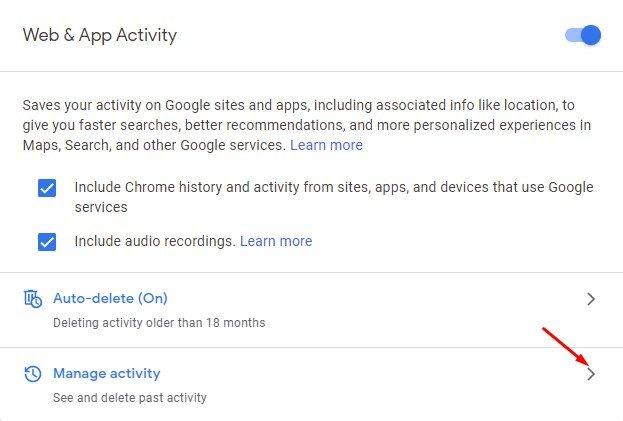 enregistrements l'Assistant Google
