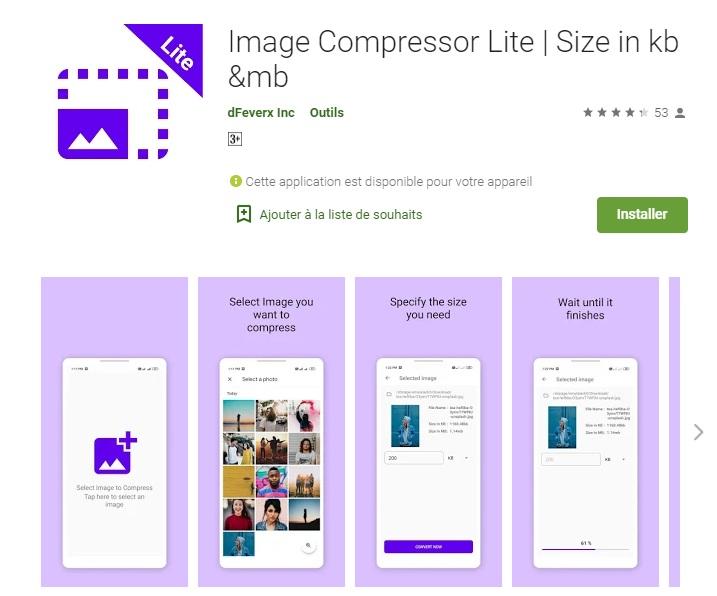 Image Compressor Lite