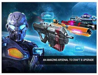 Nova Legacy - meilleur jeu Android