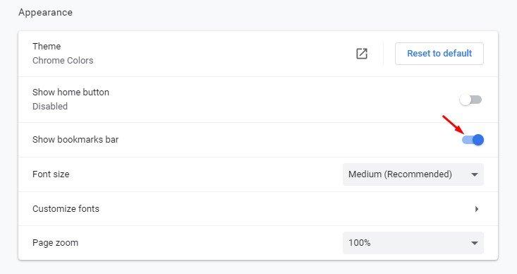 navigateur Google Chrome sur votre ordinateur