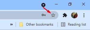 pages Web à la liste de lecture