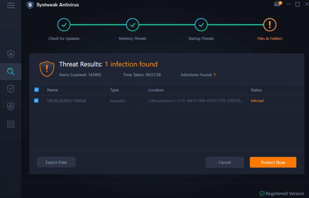 Systweak Antivirus02