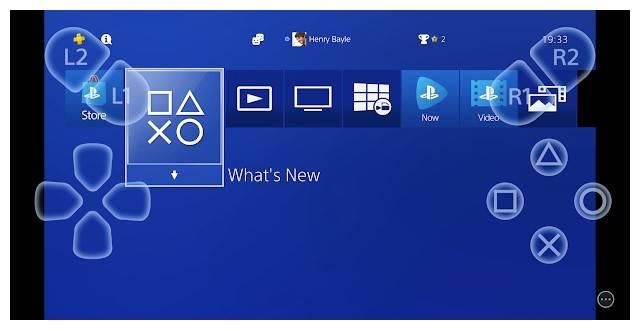 Utilisation de PS Remote Play