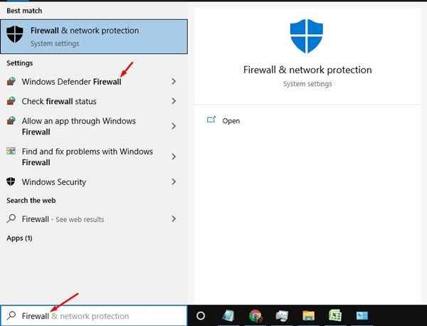 Windows Defender .