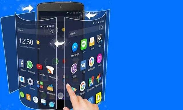meilleures applications de lancement 3D pour Android