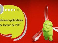 10 meilleures applications de lecture de PDF pour Android