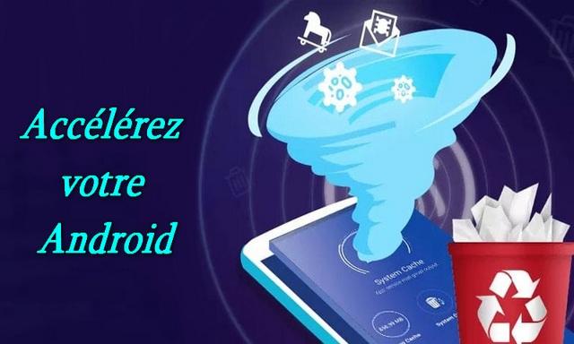 10 meilleures applications de nettoyage Android Accélérez votre Android
