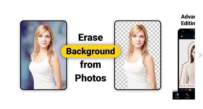 2. Background Effaceur et dissolvant d'arrière-plan