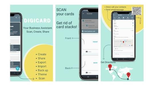 3. DigiCard