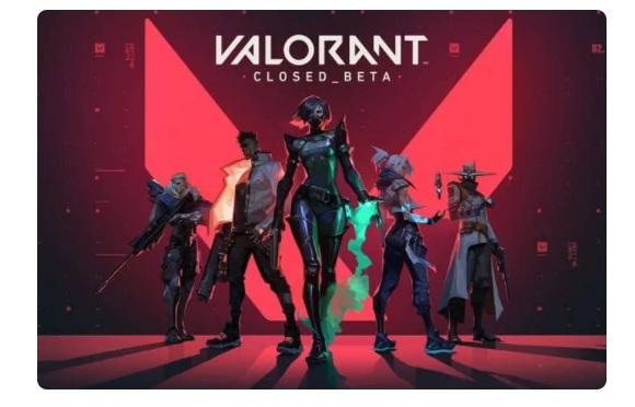 Valorant - jeu de stratégie pour PC
