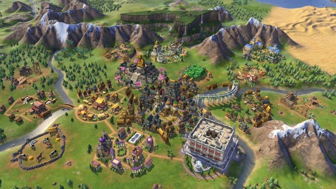 Civilization VI - jeu de stratégie pour PC
