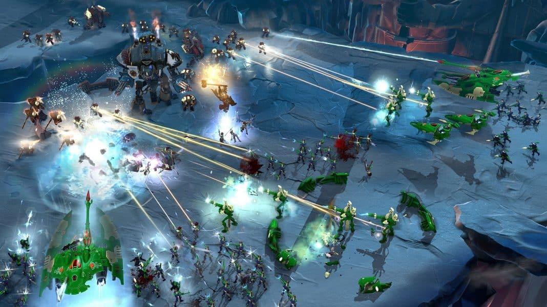 5. Warhammer 40,000 Dawn of War III