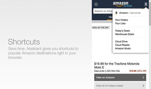 6. Amazon Assistant