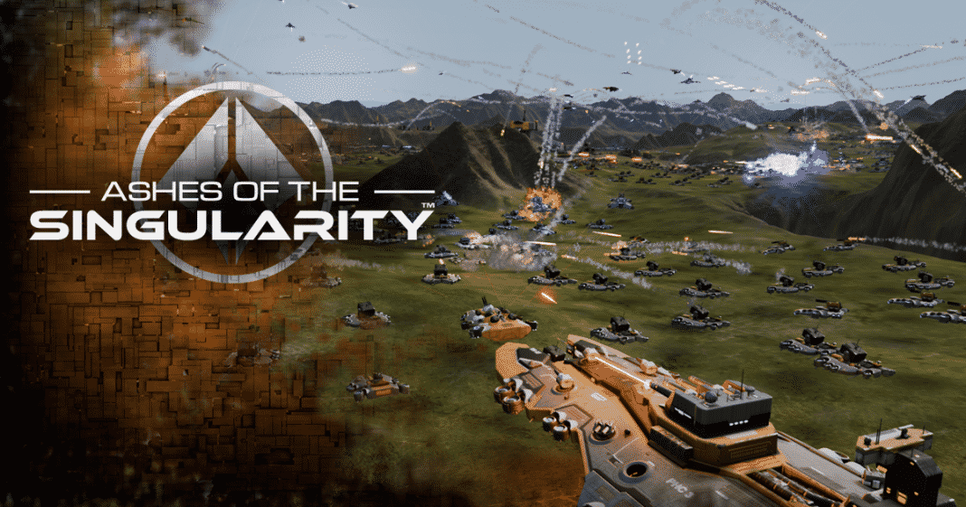 6. Ashes of the Singularity