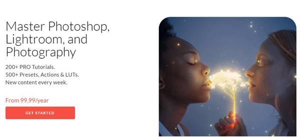 Phlearn - meilleur site web pour apprendre Photoshop