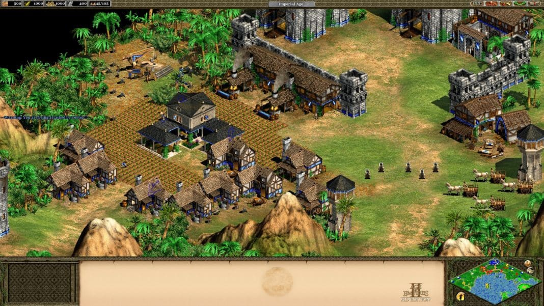 8. Age of Empires 3