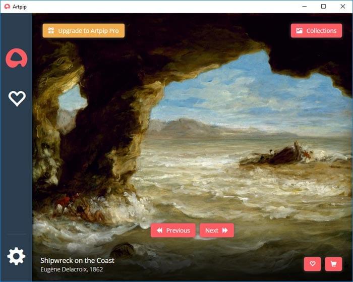 9. Artpip - applications fond d'écran