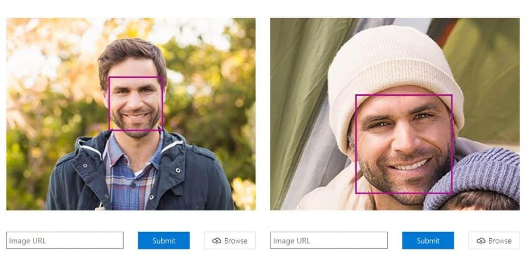 9. Microsoft Azure – Face