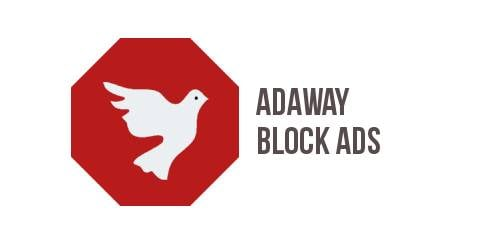 Adaway - application introuvable sur Google Play Store