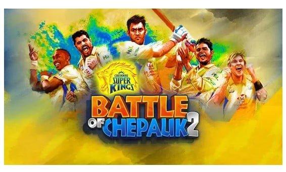 Battle Of Chepauk 2