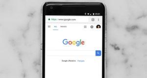 Comment activer 'Desktop Sharing Hub' dans Google Chrome